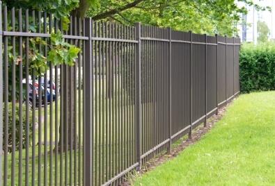 Aplicación pared de jardín Ifence